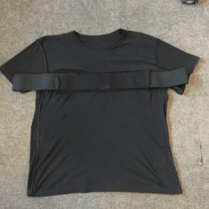 Bench Press T-Shirt For Use With Powerloop Version 1.0